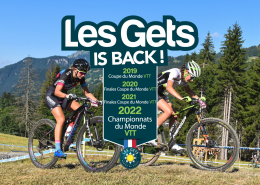 World Cup MTB Les Gets 2019